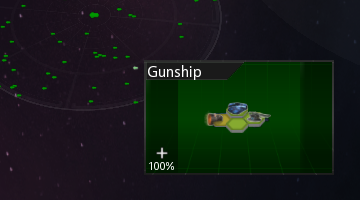 Gunship tooltip.